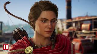Download Assassin's Creed Odyssey PS4 Gameplay Walkthrough | PlayStation 4 | E3 2018 Video