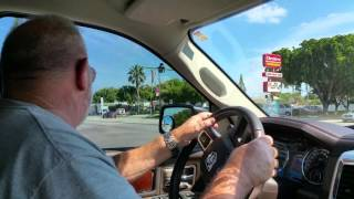 Download Mr Pete driving his 392 blown Ram 1500. Video