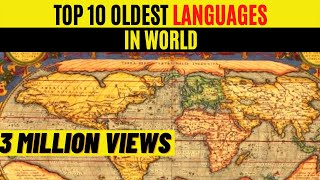 Download ✅LIST OF TOP 10 OLDEST LANGUAGES STILL SPOKEN WIDELY IN THE WORLD    2 OF THEM ARE FROM INDIA Video