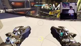 Download Overwatch Origin's Edition gameplay PS4 Video