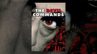 Download The Devil Commands (1941) Video