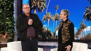 Download Ed O'Neill Has the Worst Celebrity Recognition Skills Ever Video