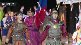 Download В Киргизии открылись Всемирные игры кочевников Video