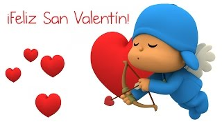 Download ♥ Feliz San Valentín con Pocoyó ♥ Video