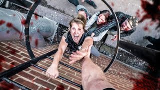 Download Zombie Chase Parkour POV Video