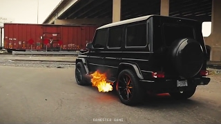 Download Night Lovell - Enemies / MB G55 AMG Black Gangster Video