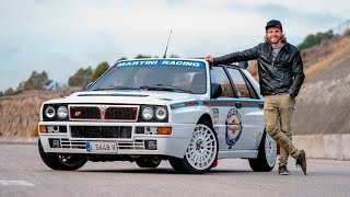 Download LANCIA DELTA INTEGRALE MARTINI 5 test 2018 - YO CONDUZCO | Dani Clos Video