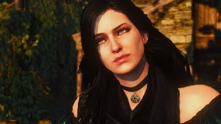 Download Triss & Yennefer Romance Scene | Witcher 3 Video