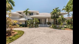 Download Open and Sunny Estate in Coral Gables, Florida Video