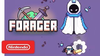 Download Forager - Announcement Trailer - Nintendo Switch Video