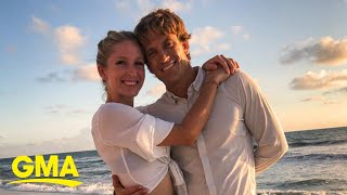 Download Paraglider proposes to nurse who helped save his life Video