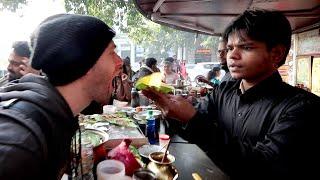 Download American Tries INDIAN STREET FOOD in Chandni Chowk | Delhi, India Video