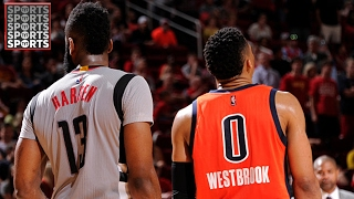 Download Westbrook vs. Harden [Who's Had the Better Season So Far?] Video
