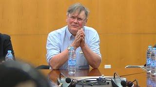 Download ″I've always liked cooking″ - Nobel Laureate Tim Hunt Video