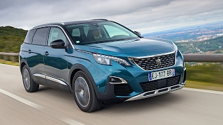 Download Peugeot 5008 GT 2017 – Interior Exterior and Drive Video
