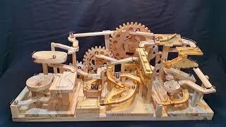 Download Marble Machine - Triple Gears Lift (Three Blocks Marble Race) Video