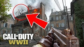 Download BEST HIDING SPOT EVER!! (Call of Duty WW2 PROP HUNT) Video