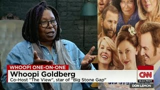 Download Whoopi talks to CNN about abortion and the Pope's visit Video