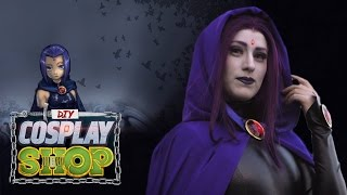 Download Raven - Teen Titans - DIY COSPLAY SHOP Video