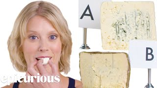 Download Cheese Expert Guesses Cheap vs Expensive Cheeses   Price Points   Epicurious Video