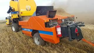 Download Yeni sistem biçer balya makinası #patiloglutarim Video