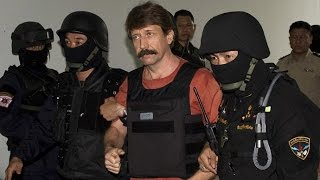 Download 'They can indict a ham sandwich in the US' - Viktor Bout, sentenced to 25 years prison for terrorism Video