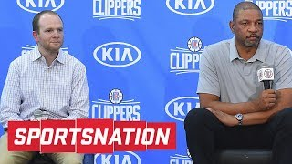Download Lawrence Frank Replaces Doc Rivers' Clippers Front Office Role | SportsNation | ESPN Video
