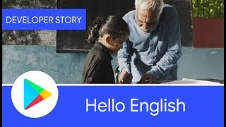 Download Android Developer Story: Hello English - Changing lives with Android and Google Play Video