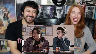 Download Spider-Man: Homecoming Trailer Spoof - TOON SANDWICH REACTION!!! Video