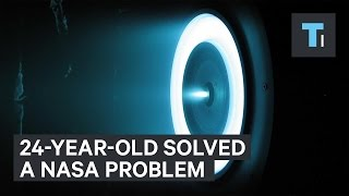 Download 24-year-old solved a NASA problem Video