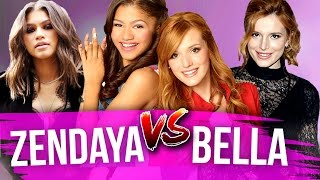 Download WHO WORE IT BETTER?! Zendaya vs. Bella Thorne (Dirty Laundry) Video
