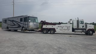 Download Vulcan to the Rescue RV Tow with the Western Star Video