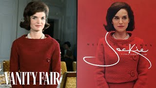 Download Becoming Jackie Kennedy with Natalie Portman | Vanity Fair Video