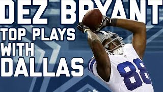 Download Dez Bryant's Top Plays with the Dallas Cowboys | NFL Highlights Video
