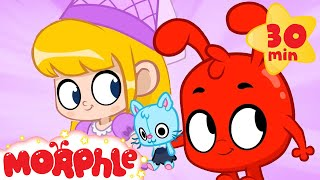 Download Mila The Princess | Valentines Day Special | My Magic Pet Morphle | Cartoons For Kids | Morphle TV Video