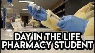 Download DAY IN THE LIFE OF A PHARMACY STUDENT - JANUARY 18 RECAP Video