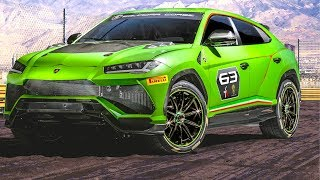 Download Lamborghini Urus ST-X Super SUV Racing World Premiere New Lamborghini Urus Race Video Carjam TV Video