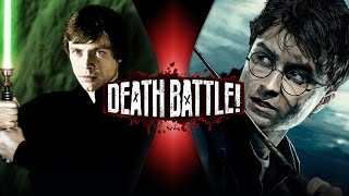 Download Luke Skywalker VS Harry Potter | DEATH BATTLE! Video