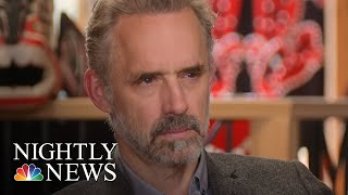 Download Extended Interview: Jordan Peterson Discusses How The World Shapes His Views | NBC Nightly News Video