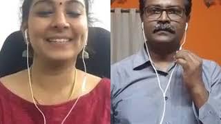 Download Siru ponmani by UPS and Ramya Duraiswamy. Video