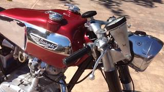 Download 1970 Ducati Mark 3 350 Desmo For Sale Video