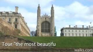 Download London Walks Cambridge Walk Video