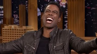 Download Chris Rock is the FUNNIEST Talk Show Guest Ever Video