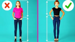Download 7 Ways to Look Taller and Slimmer Video