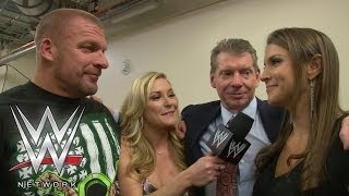 Download What WWE Network show is the McMahon family most excited to see? Video
