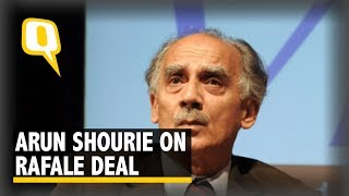 Download Arun Shourie On Why The Rafale Deal Should Be Probed | The Quint Video