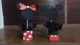 Download Centro de mesa Mickey e Minnie Fácil e barato Video