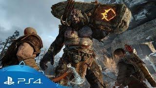 Download God of War | E3 2016 Reveal Trailer | PS4 Video