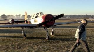 Download Yak 52 cold starts and early mornings Video