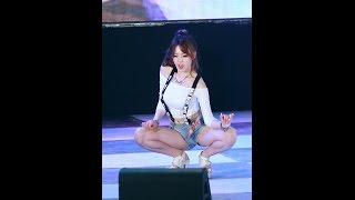 Download [직캠/Fancam] 150513 밤비노(BAMBINO) (은솔) 댄스공연 레인보우블랙-차차 @ 전북대 Video